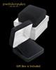 Black Plated Soaring Spirit Cremation Urn Pendant