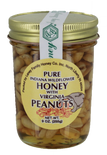 Honey with Virginia Peanuts -- 9 oz.
