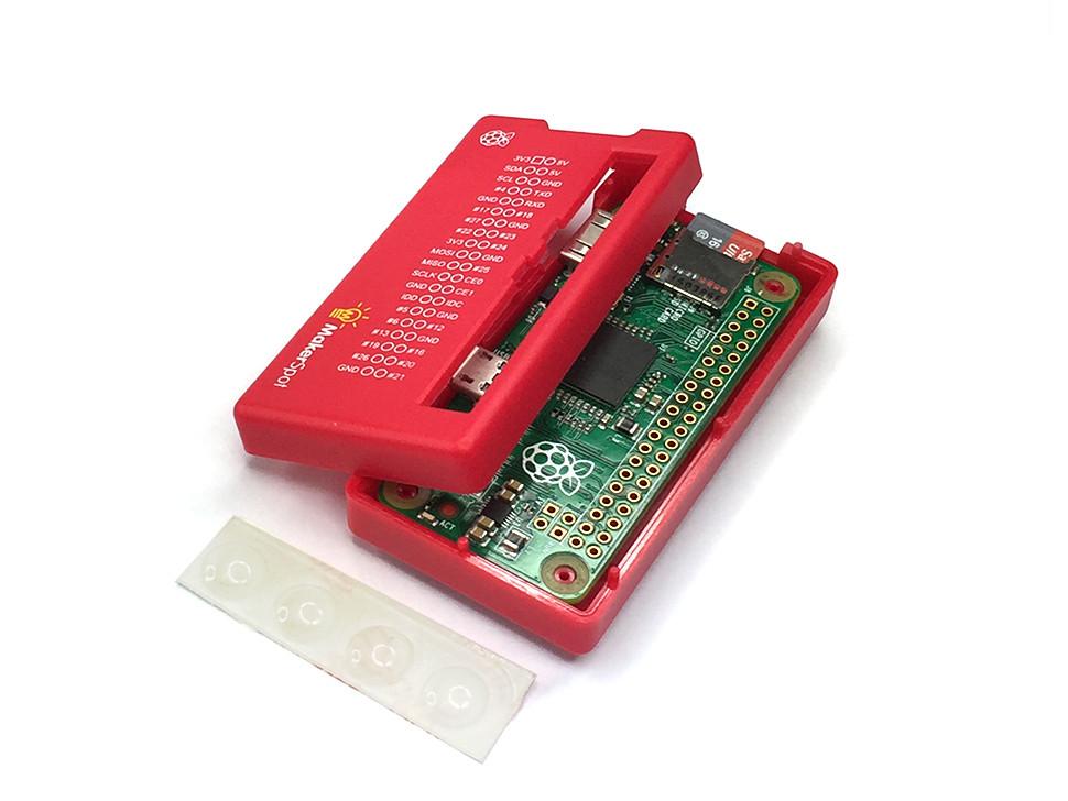 MakerSpot - Raspberry Pi Zero Enclosure