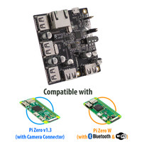 Docking Hub for Raspberry Pi Zero