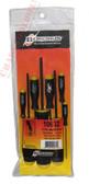 10632 Bondhus Set 8 Balldriver Screwdrivers .050-5/32
