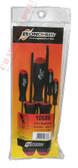 10686 Bondhus Set 6 Balldriver Screwdrivers 1.5-5mm