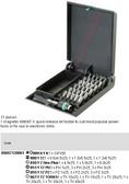 05057120001 WERA 8600/889-30 TZ BIT SAFE (SL/HX/PH/PZ/TX)