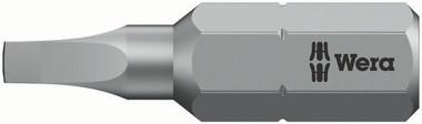 05066410001 WERA 868/1Z SQUARE PLUS #2 X 25MM BIT