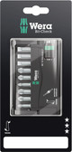 WERA 05073410001 BIT-CHECK 10 UNIVERSAL 3 SB BITS ASSORTMENT