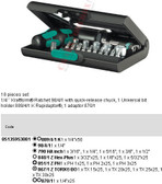 05135953001 WERA KRAFTFORM KOMPAKT 91 IMPERIAL (18PC SET)