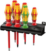WERA 05347777001 160I/168I/6 SCREWDRIVER SET