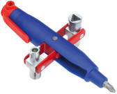 00 11 07 Knipex PEN STYLE WRENCH FOR SWITCH CABINET