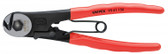 9561 150 Knipex Wire Rope Cutters For Soft Wire & Small Bowden Cables