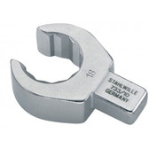 58231019 Stahlwille 733/10-19 Open Ring Insert Tool