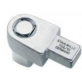 58240010 Stahlwille 734/10 1/2 Square Drive Insert Tool