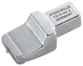 58290042 Stahlwille 7370/40-2 Dovetail Adaptor