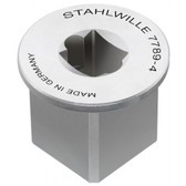 58524090 Stahlwille 7789-4 1/4 X 1/2 Square Drive Adaptor