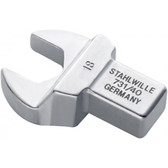 58614048 Stahlwille 731A/40-1 SAE Open End Insert