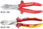 66027160 Stahlwille 66027160 Heavy Duty Side Cutters