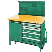 85030003 Stahlwille 96/3 Mobile Workbench