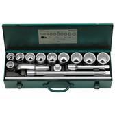 96054101 Stahlwille 55A/10/5 3/4 Drive Socket Set