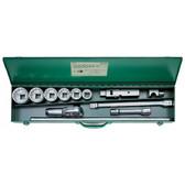 96060101 Stahlwille 60/6/6/882 1 Inch Drive Socket Set