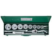 96060103 Stahlwille 60/8/6/882 1 Inch Drive Socket Set