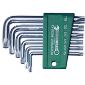 96432201 Stahlwille 10766/6 Torx Key Wrench Set