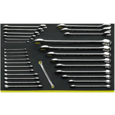 96830605 Stahlwille TCS 10+13+24/30 Wrench Set