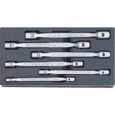 96838109 Stahlwille NR.29/8-19 Socket Wrench Set