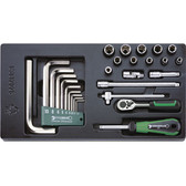 96838110 Stahlwille 1/4 Drive Tool Set in Tray