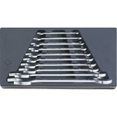 96838126 Stahlwille NR.10/6-32 Open End Wrench Set