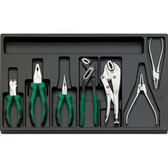 96838132 Stahlwille 7 Piece Plier Set in Tray