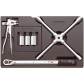96838172 Stahlwille 721/15/4ES Tire Repair Set