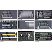 98830002 Stahlwille 808/9 101 Piece Basic Tool Set