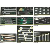 98830004 Stahlwille 806/9TCS 98 Piece Basic Tool Set