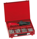 NWS 1179-15 Manual Riveting Tool Kit 300 mm