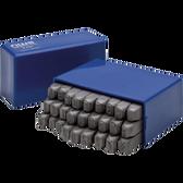 NWS 920-4 Set of Letter Steel Stamps