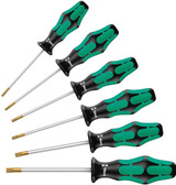 WERA 05345221001 367/6 HF TORX-SCREWDRIVER-SET