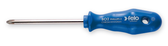 "FELO 17028 #2 x 4"" Phillips Screwdriver                Blue 800"