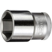 "Gedore 6130100 Socket 1/2"" 9 mm 19 9"