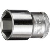 "Gedore 6131260 Socket 1/2"" 18 mm 19 18"