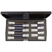 "Gedore 1509950 Screwdriver bit socket set 3/8"" 14 pcs TORX T20-50 ITX 30 LKP"