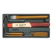 Gedore 6613760 Chisel set in 1/3 ES tool module 1500 ES-350
