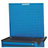 Gedore 2663104 Rear panel board, 715x765x30 mm RT 2004 L