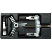 Gedore 1933213 Puller set in 1/3 ES tool module 1500 ES-1.07