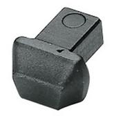 Gedore 7698190 Rectangular weld-on fitting SE 9x12 7912-00