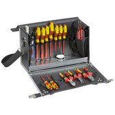 Gedore 1953710 Electricians tool case 18 pcs 1091