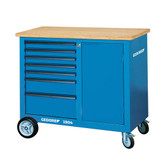 Gedore 1814958 Mobile workbench with 6 drawers 1504 0321