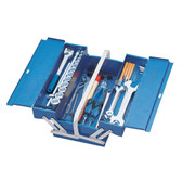 Gedore 6608250 Tool box, empty, 3 compartments, 160x420x225 mm 1263 L