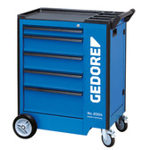 Gedore 1640739 Tool trolley with 7 drawers 2004 0511