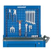 Gedore 1446169 Rear panel empty, 768x770x116 mm R 2004 L