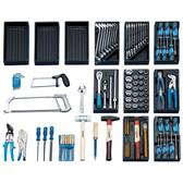 Gedore 6613250 Tool cabinet with tool assortment S 1400 G 1400 G