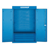 Gedore 6611550 Tool cabinet with assortment of hooks 1500 HS 11 1401 LH